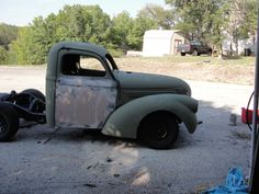 Willys build