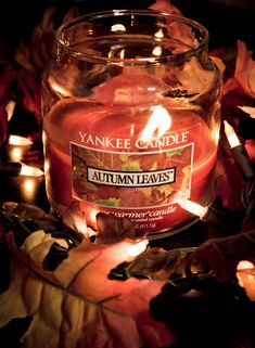 My favorite scent for Fall!!!