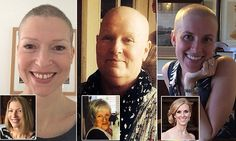 Breast cancer women tell of the heartbreak of hair loss
