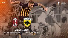 MILAN - AEK  0-0