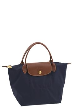 'Mini Le Pliage' Handbag