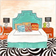 Kid's/Guest Bedroom - HAPPY HOME - Personality