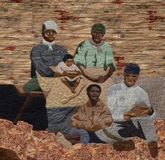 Waiting for the freedom train:  African American Quilt Guild of Oakland.