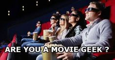 Do you love # movies, cinema and all funny facts associated with them? This quiz will tell you if you're a true movie #geek http://www.quizonic.com/q/starwrangler/movie_geek_quiz