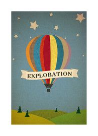exploration ( I want to see the hot airballoon festival!)