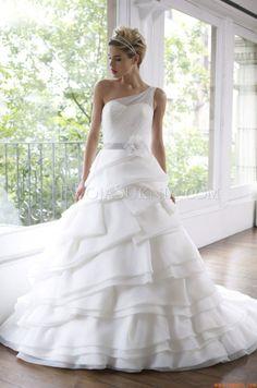 Vestidos de noiva Moonlight H1215 Spring 2013