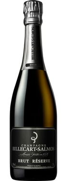 One of my two favorite champagnes Billicarte-Salmon Brut R�serve is one of the most popular of all non vintage Champagnes. Billecart is renowned for its purity of fruit and fine, elegant structure. A beautiful aperitif style. Once described as like tiny diamonds exploding on the tongue.