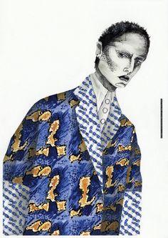 Textiles Sketchbook, Fashion Sketchbook, Fashion Sketches, Dress Sketches, Drawing Fashion, Fashion Books, Fashion Art, Fashion Portfolio Layout, Illustration Techniques