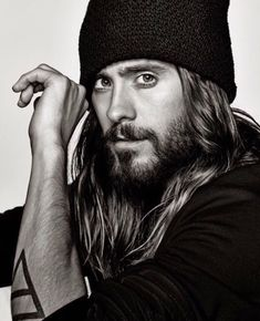"35 Likes, 1 Comments - @love_leto_30stm on Instagram: ""Jared in a beanie. . . . . . . . #30secondstomars #jaredleto #jaredletotbt #30secondstomarsfanbase…"""