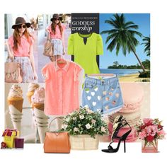 """Summer deal , enjoy 20% off"" by udobuy on Polyvore"
