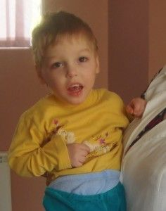 Harlowe - Reece's Rainbow kiddo; waiting child