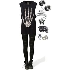 """""""Untitled #943"""" by bvb3666 on Polyvore"""