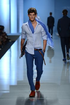 Ermanno Scervino - Man SS 13, Images, Look 03