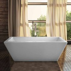 Amaze Rectangle Tub