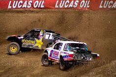 Todd LeDuc & Carl Renezeder @ Lucas Oil Off Road Racing Series     Las Vegas NV