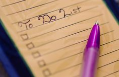 How to Actually Get Things Done with Your To-do List. List-making is a pretty personal thing. Some of us border on obsessive, organizing even our bathroom runs into a series of numbered bullet points. My Best Secret, Nurse Stories, Making The First Move, Good Buddy, Good Notes, Be True To Yourself, Done With You, Love Your Life, Mom Blogs