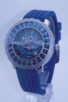 Astrolabe Dual Time Watch