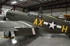 North American P-51A Mustang '36274 / AX-H' (N90358)   Flickr - Photo Sharing!