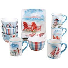 Certified International In the Moment Dinnerware Collection