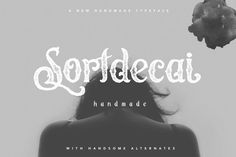 Sortdecai Handmade by Swistblnk Design Studio on Creative Market