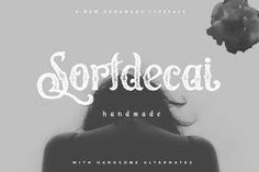 Sortdecai Handmade by Swistblnk Design Studio on Creative Market