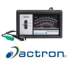 NEW #Actron Dwell Tach Voltmeter Points RPM CP7605 Analog Analyzer Sealed #DIY #Shadetree #mechanic @ebay