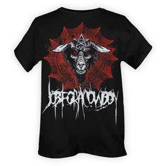 Job For A Cowboy Goat Head T-Shirt | Hot Topic