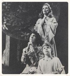 Beloved Betty Lynn as Catherine