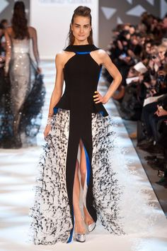 Georges Chakra Haute Couture S/S 2013