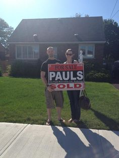 """""""A big thank you to Susan Pauls Valerio and the whole Jim Pauls team. You made the buying and selling process easy, quick, and painless for us in such a short time. We will no doubt recommend your team to everyone we know and will undoubtedly use you guys again.""""    Jim Pauls Real Estate Ltd  Hamilton Real Estate"""
