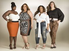 Ashley Stewart Launches More Styles in Size - PLUS Model Magazine Curvy Women Fashion, Diva Fashion, Plus Size Fashion, Fashion To Figure, Fashion Figures, Model Magazine, Full Figured Women, Plus Size Model, Well Dressed