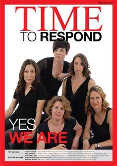 mom Time enough cover magazine