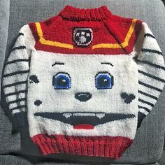Intarsia Knitting, Arm Knitting, Stockinette, Baby Shark, Baby Sweaters, Design Your Own, Ravelry, Knit Crochet, Create Your Own
