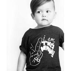 I Am This Many Kids Shirt ... too cute!