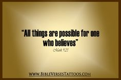 Short Bible Quotes Walkfaith Notsight.*bible Verses For Tattoos*  Tattoo .