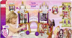 The first Ever After High Castle that transforms into a school will be coming in 2016! Credit to: Ever After High Dolls on Facebook