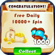 "Are you tired of having less and less Coin and Spins? Not anymore because with this Coin Master How do you get free spins for coin master? 𝘾𝙤𝙡𝙡𝙚𝙘𝙩 𝙁𝙧𝙚𝙚 𝙎𝙥𝙞𝙣 𝙇𝙞𝙣𝙠 𝙊𝙣 𝘽𝙞𝙤 Comment ""𝙇𝙤𝙫𝙚𝙏𝙝𝙞𝙨 𝙂𝙖𝙢𝙚"" Daily Rewards, Free Rewards, Master App, Coin Master Hack, Revenge, Congratulations, Coins, Prince, Masters"