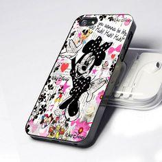 Minnie Mouse Vintage Iphone 5 Case