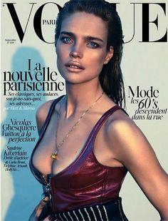 Vogue Paris September Issue