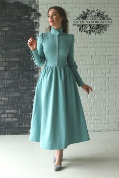 Not available for order - 730 photos Modest Dresses, Stylish Dresses, Elegant Dresses, Pretty Dresses, Beautiful Dresses, Vintage Dresses, Casual Dresses, Indian Fashion Dresses, Muslim Fashion