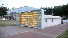 the garden library for refugees and migrant workers/yoav meiri architects