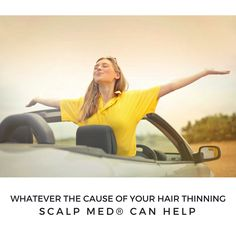 Understanding what causes hair loss is the first step to stopping it. While some people are genetically predisposed toward hair loss, also known as male- and female-pattern baldness, the problem can be accelerated by a number of factors. Scalp Med, What Causes Hair Loss, Hair Regrowth, First Step, Genetics, Factors, Your Hair, Number, Female