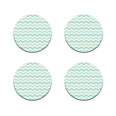 A Pack of 4 turquoise zig zag seamless Pattern Weights inspired by TV Sewing Bee #ricemetalscreationscouk