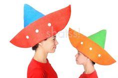 Gorros y sombreros divertidos para bodas