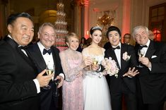 The Fairytale Gina Alice and Lang Lang Wedding - Salon Prive Mag Prince Michael Of Kent, Wedding Of The Year, Moet Chandon, White Gowns, Wedding Dinner, Bride Look, Young Couples, Bridesmaid Dresses, Wedding Dresses