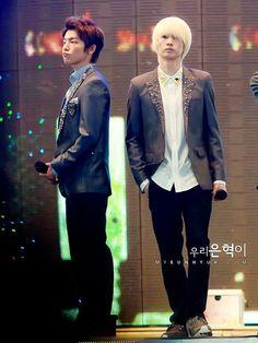 Super Junior - Donghae Lee & Eunhyuk Lee