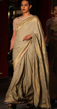 The most beautiful sari to come out the Sabyasachi runway collection. Classy & fabulous. Shop with us for the most important person in your life - your mother. Bridelan - a personal wedding shopper & stylist. Website www.bridelan.com #Bridelan