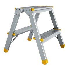 Vyberajte si rebríky a schodíky podľa rôznych parametrov ako sú rozmery, materiál a tvar. Nájdete tu drevené aj hliníkové rebríky a schodíky. Hliníkový teleskopický a drevený skladací rebrík pre ľahkú manipuláciu a prácu vo výškach. Ladder, Stairway, Ladders