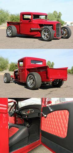 Rat Rod Trucks, Rat Rod Pickup, Rat Rod Cars, Cool Trucks, Big Trucks, Chevy Trucks, Dually Trucks, Truck Drivers, Pickup Trucks