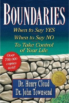 Boundaries - by Cloud and Townsend